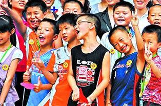番禺在广州先行外来工子女入读公校