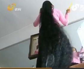 ...9年没剪头发 3米长发能拉动汽车-黄渤海史上最长最严休渔季明起开...