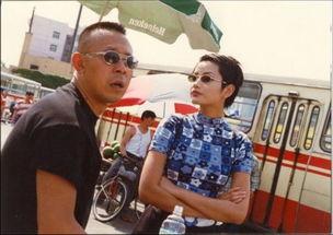 代表作:《有话好好说》   1996年瞿颖出演张艺谋首部现代都市题材影...