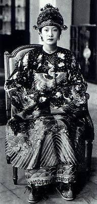 丽艳的见证05-南芳(Nam Phuong)皇后、南芳王妃,本名阮友兰,圣名玛莉亚·泰...