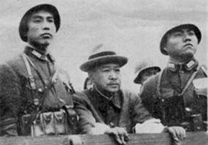 ...夫被押赴雨花台刑场途中.-组图 日本战犯谷寿夫被判处死刑执行枪决