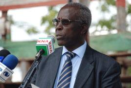 ...国驻肯尼亚大使张明出席 福娃传递爱心 活动