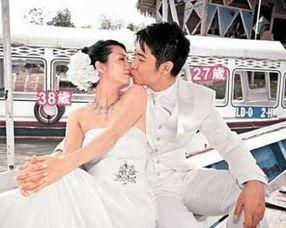 儿子介意老公演激情戏   尽管是姐弟恋,但张丹峰对洪欣非常体贴,这...