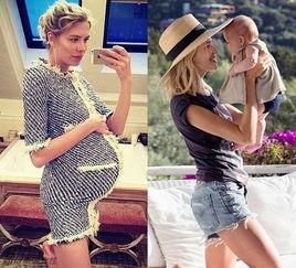 ...nova)堪称女人群里的人生赢家!连生三胎的她不但怀孕的时候美,...