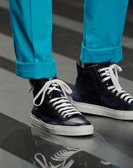 ...趋势 T台上的运动鞋 图片新闻