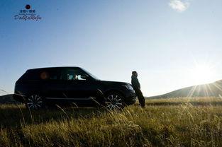 ,草原与夕阳,蓝天下的男人与爱... 有典籍记载,乌和尔沁敖包森林公...