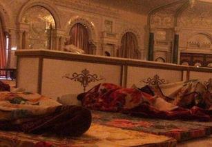 揭被捕沙特王子现状 被关酒店会议厅 只能打地铺