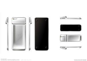 手机感应充电器图片