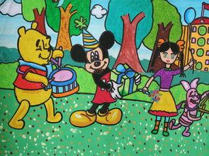 环保从我做起简笔画 环保从我做起图片欣赏 环保从我做起儿童画画作品