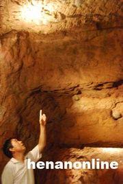 倒挂的恐龙蛋-考古发现 究竟隐藏怎样的秘密 探秘河南 恐龙山