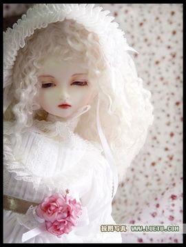 爱上SD娃娃