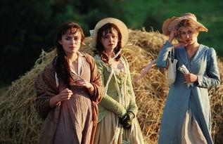 纯正的英国乡村风情 电影 傲慢与偏见 感 艾群策微博