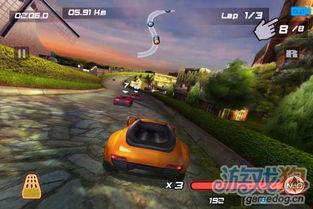 3D赛车游戏之巅峰狂飙 给你带来别样漂移快感
