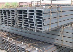 工字钢 批发各种规格工字钢 厂家直销