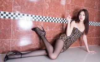 卫生间里的极品性感绝色嫩模豹纹装黑丝翘臀喷血诱惑人体艺术图集 ...