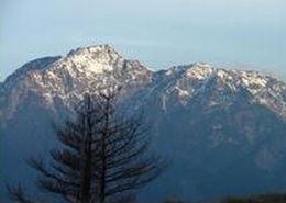 天空飘着一片雪】-中新网12月15日电 在强烈冷气团笼罩、温度及湿度足够下,南投县合...