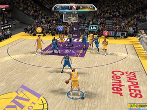 NBA2K10 XBOX360手柄按键