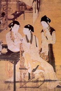 """上的话可以一言概括之,那就是""""男女授受不亲"""".不了解中国古代历..."""
