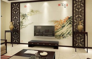 如何装修电视背景墙?