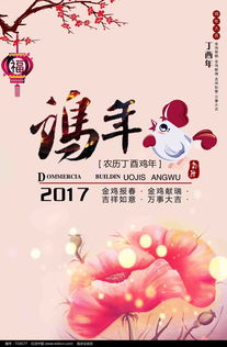 ...017鸡年大吉新春画报