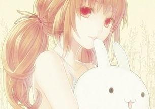 可爱动漫图片萌女孩 樱初音 可爱的图片卡通萌女孩