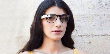 第二代谷歌眼镜将上市(图片来自baidu)-提升续航能力 第二代谷歌眼...