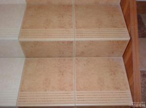 楼梯踏步瓷砖铺贴以及注意事项