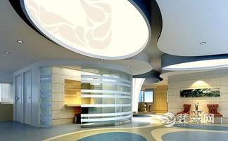 美容整形医院装修方案及2016年整形医院装修效果图