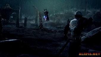 骷髅法师重出江湖 崛起3 泰坦之王 CG预告