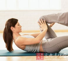 练瑜伽能减肥吗 5姿势拉长你的腿