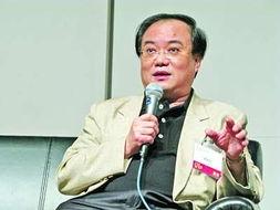 小说作家温瑞安个人资料 温瑞安图片 小说全集 简介