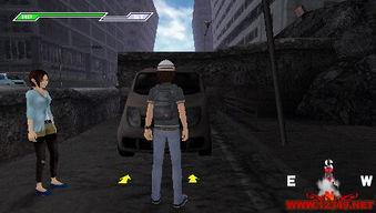 PSP 绝体绝命都市3 图文流程攻略