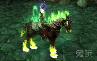 术士绿火任务将成为光辉 萨满幻化掉落修正