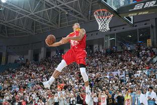 NBA扣篮王空降长沙 引爆湖南篮球盛宴