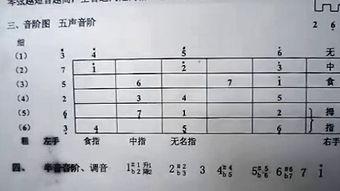 济南老刘吉他初级教程第二课 认识音阶(下)-竖笛指法教程第一课 音...