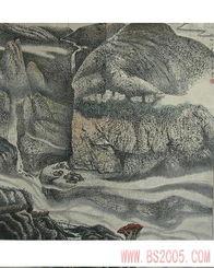 化成仙时飘落的仙棺;尧王教子丹朱下棋的棋盘石;华北第一大嶂谷中...