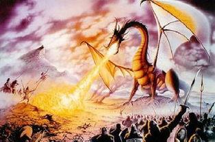 醒龙秘-英国曼彻斯特博物馆的古生物学家菲尔·曼宁认为,龙与恐龙渊源颇深...