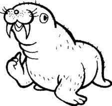 怎样用梯形画动物