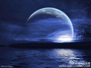 望见的是月亮,望不见的是你.明媚的圆月,温柔的夜色,让我有一种...