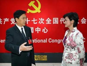 ...书记张云川接受凤凰卫视吴小莉采访实录