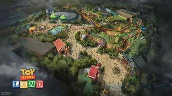 体验区——铁甲奇侠飞行之旅,... 园区由迪士尼联合工业光魔打造,...
