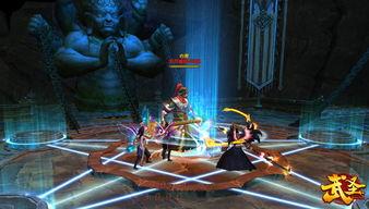 《武圣》真武 境界玩法,玩家每次成功渡过雷劫之后都将获得大量属性...