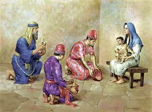 ...课 藉著拯救者耶稣, 神履行了他的诺言