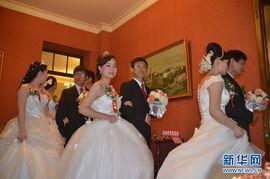 哈工大16对博士生新人举行浪漫庄重的集体婚礼