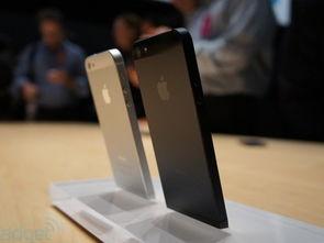 苹果手机u2烧录座-...4寸屏A6芯 iPhone 5上手体验 -接口按键部分变化