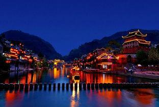 凤凰古城旅游著名景点介绍