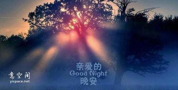 ...0 句年度晚安心语,最新励志晚安心语