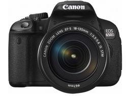 ...击图片查看佳能650D详细资料-15日相机行情 无线全幅单反套机售...