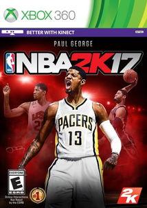 向退役的科比致敬 NBA 2K17 主机版下载发布