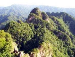 宝鸡吴山旅游风景区